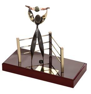 Wrestling Handmade Metal Trophy - 485