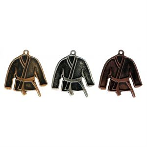 Die Cast Martial Arts Medal - MTL804
