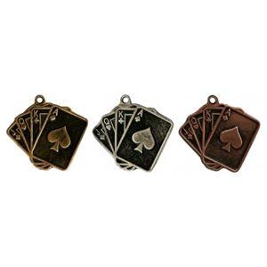 Die Cast Cards Medal - MTL814