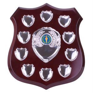 Illustrious Mahogany Annual Shield