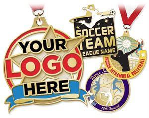 Picture for category Custom Made Medals