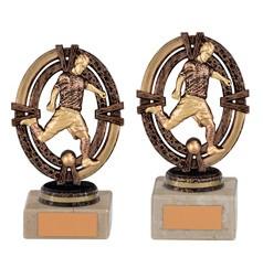 Maverick Legend Football Player Trophy Bronze Small (2 sizes) - TH16009