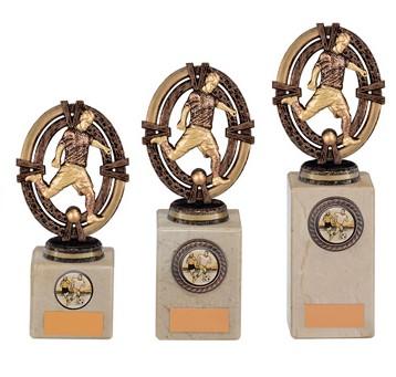 Maverick Legend Football Player Trophy Bronze (3 sizes) - TH16009