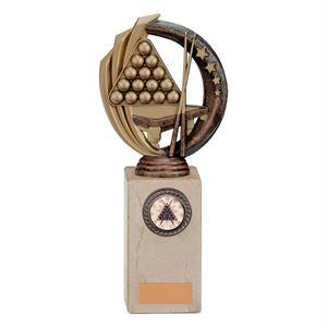 Renegade Legend Snooker Trophy - Antique Bronze