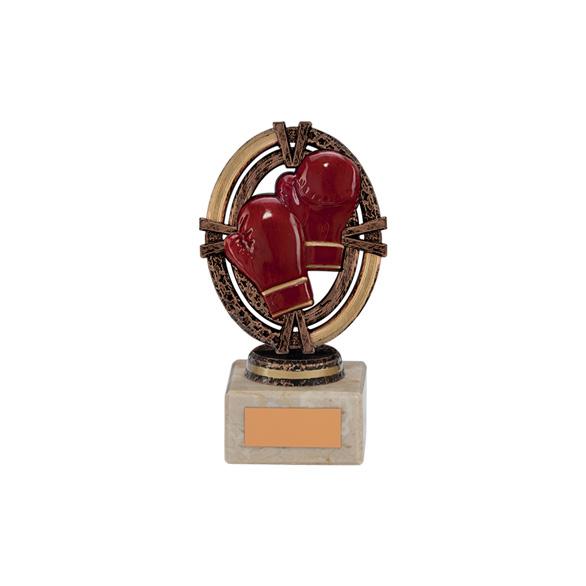 Maverick Legend Boxing Trophy Bronze Small - TH16003B