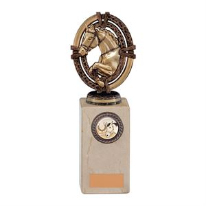 Maverick Legend Equestrian Trophy - Bronze