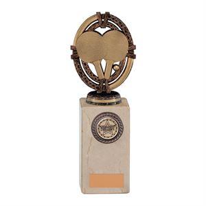 Maverick Legend Table Tennis Trophy - Bronze