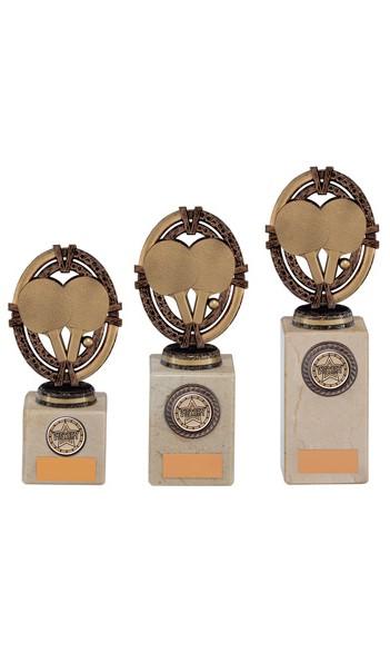 Maverick Legend Table Tennis Trophy Bronze - TH16020
