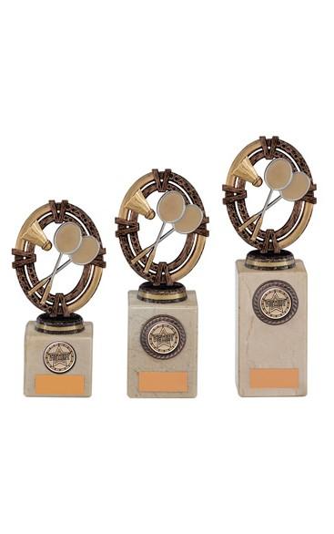 Maverick Legend Badminton Trophy Bronze 3 sizes - TH16001