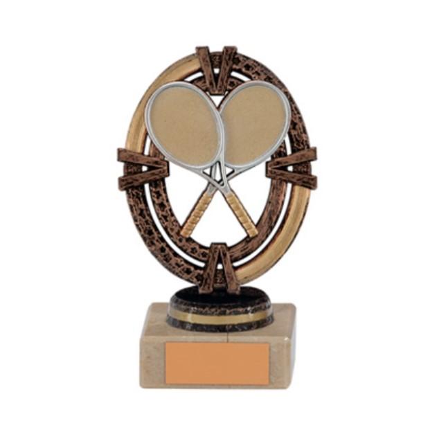 Maverick Legend Tennis Trophy Bronze Small- TH16021A