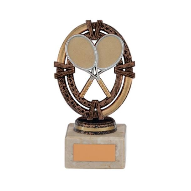 Maverick Legend Tennis Trophy Bronze Small- TH16021B