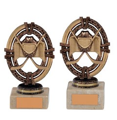 Maverick Legend Ice Hockey Trophy Bronze Small 2 sizes - TH16014A