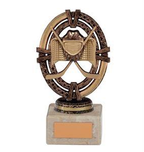 Maverick Legend Ice Hockey Trophy - Bronze Small