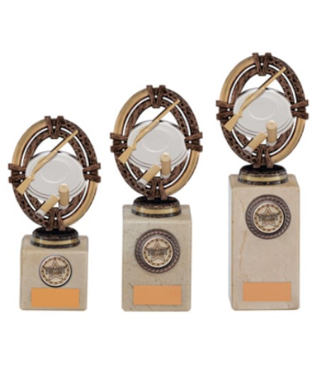 Maverick Legend Clay Pigeon Trophy Bronze 3 sizes - TH16005