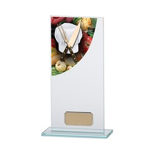 Colour Curve Cooking Glass Trophy - CR4590