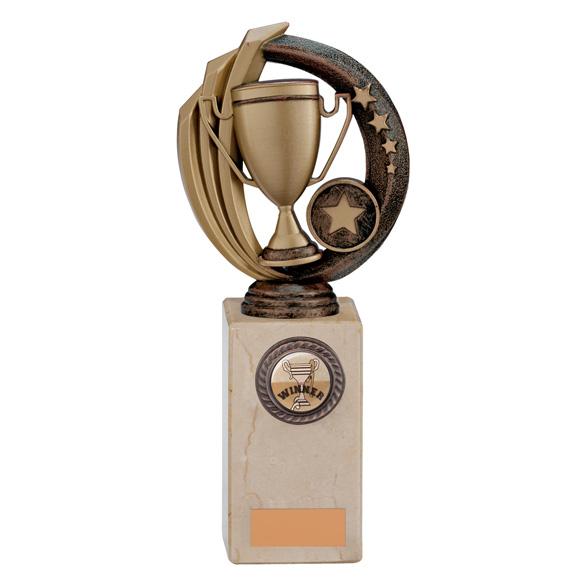 Renegade Legend Achievement Trophy Antique Bronze - TH17251E