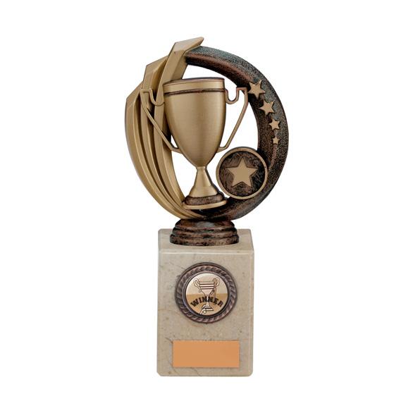 Renegade Legend Achievement Trophy Antique Bronze - TH17251D
