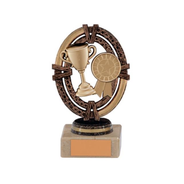 Maverick Legend Achievement Trophy Bronze Small- TH16007A