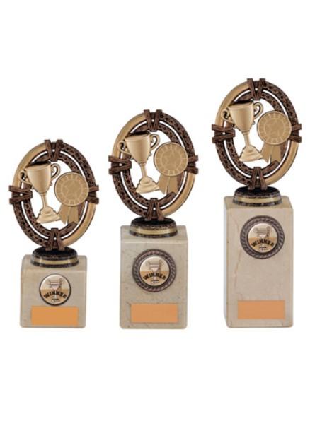 Maverick Legend Achievement Trophy Bronze 3 sizes - TH16007