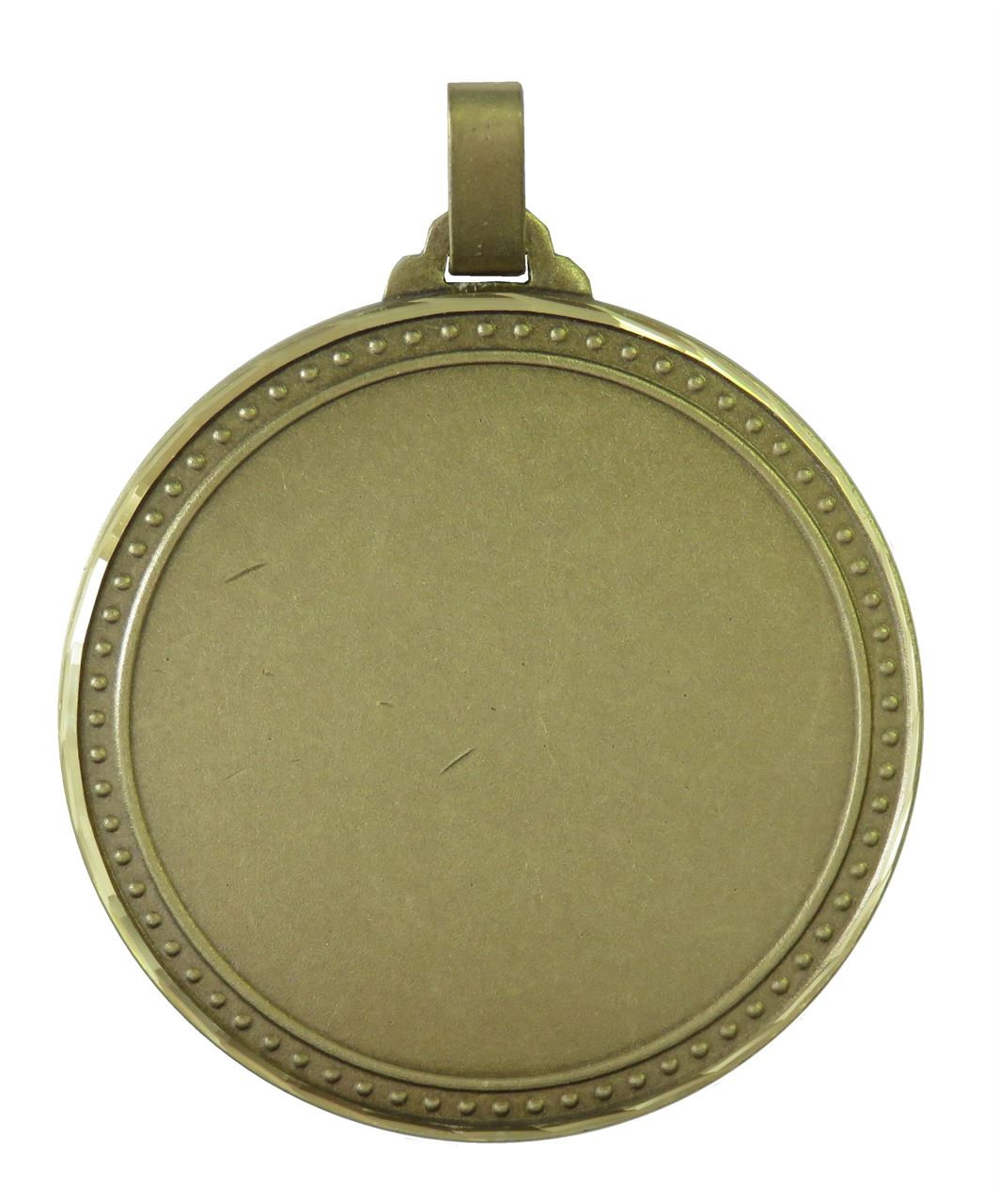 Bronze Faceted Elementary Medal (size: 60mm) - 5411F