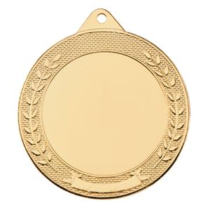 Gold Valour Medal (size: 70mm) - MM16062G