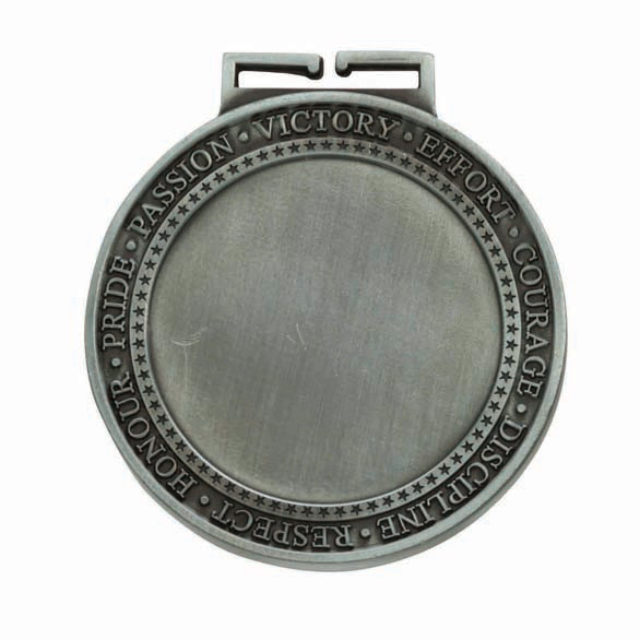 Silver Olympia Multi-Sport Medal (size: 70mm) - MM16055S