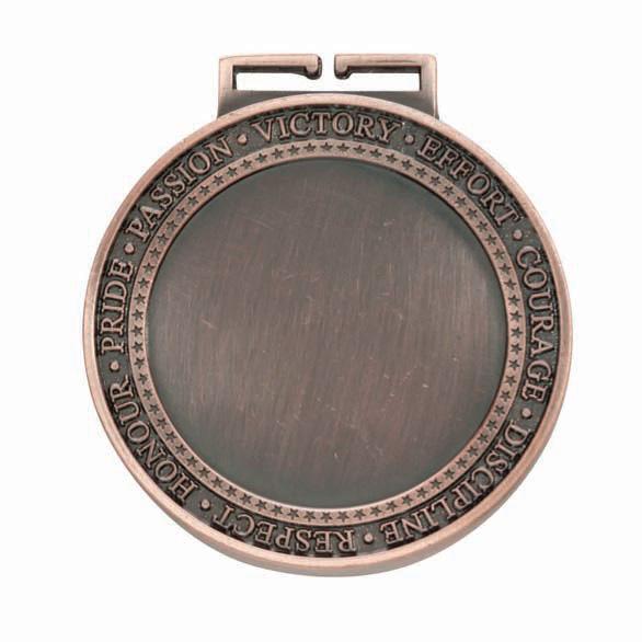 Bronze Olympia Multi-Sport Medal (size: 70mm) - MM16055B