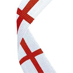 G-MR041 - England Flag Medal Ribbon