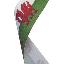 G-MR043 - Wales Flag Medal Ribbon