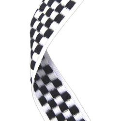 G-MR030 - Chequered Flag Medal Ribbon