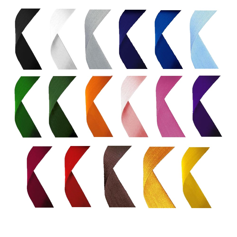 MR/1C - One Colour Medal Ribbons