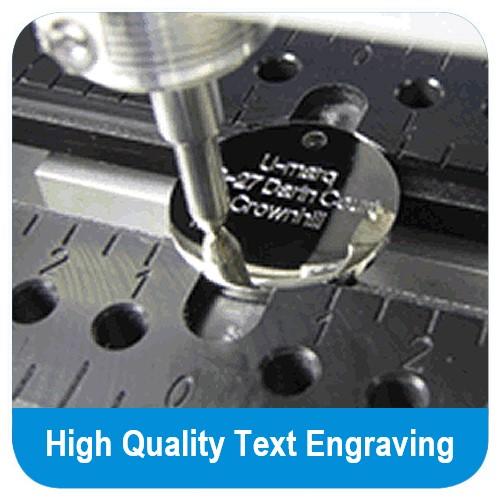 FREE text engraving