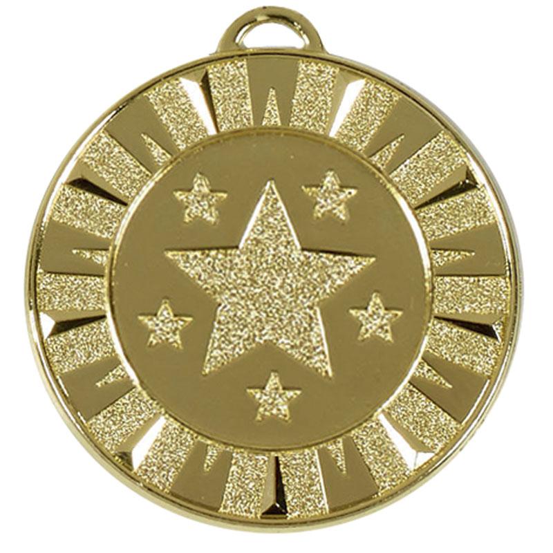 Target Flash Medal - AM941G Gold