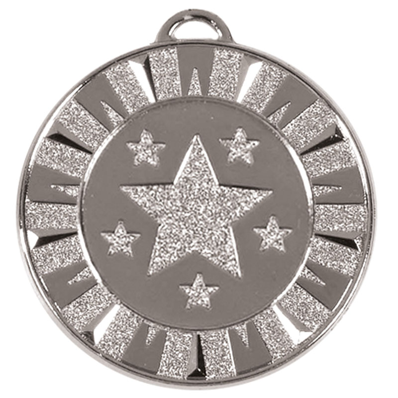 Target Flash Medal - AM941S Silver