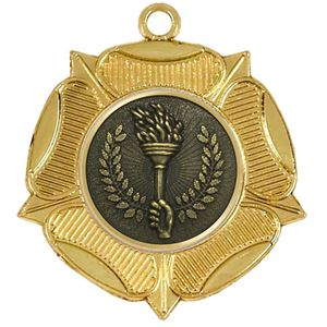 Rose Medal - AM061G Gold