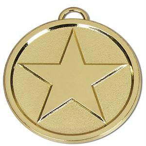 Gold Bright Star Medal - AM994.01