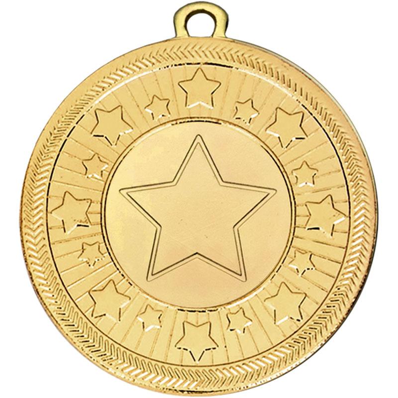 Gold VF Star Medal - AM1169.01