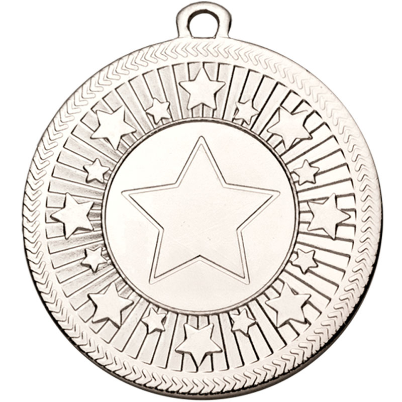 Silver VF Star Medal - AM1169.02