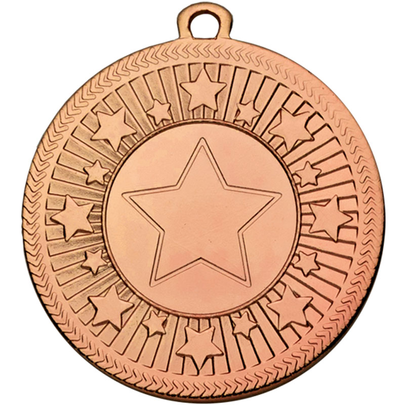 Bronze VF Star Medal - AM1169.26