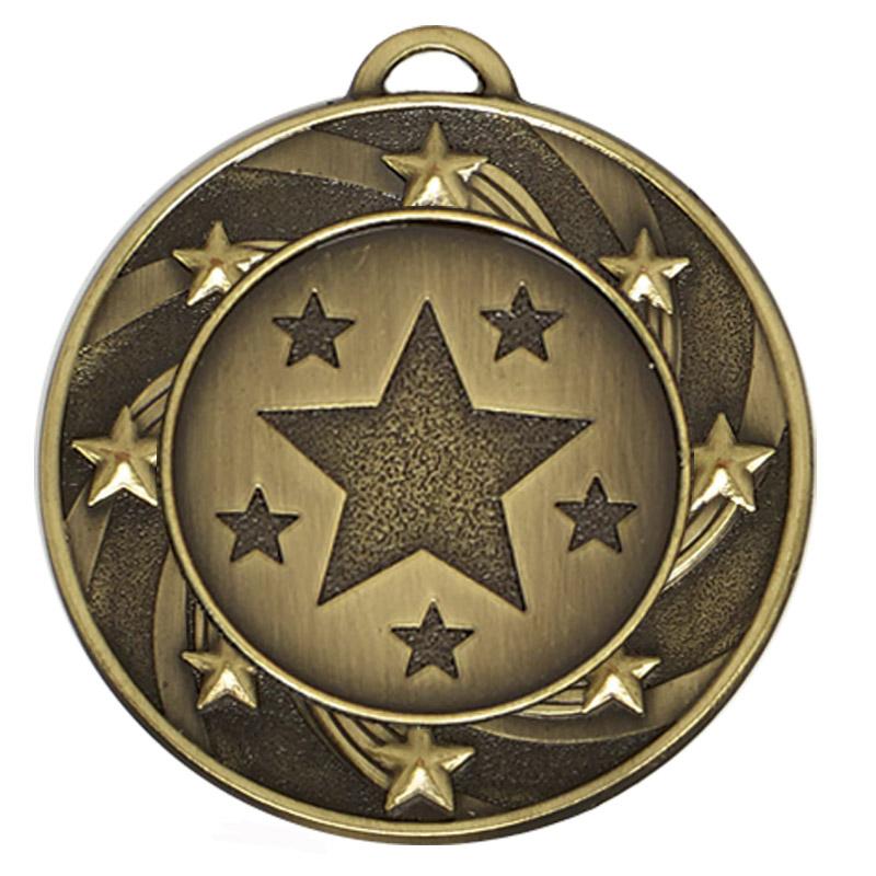 Bronze Star Target Medal - AM942B