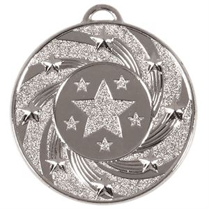 Silver Star Target Medal - AM933S