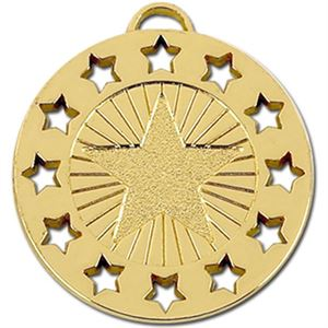 Gold Constellation Medal - AM862G