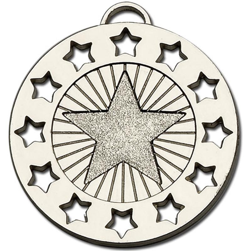 Silver Constellation Medal - AM862S