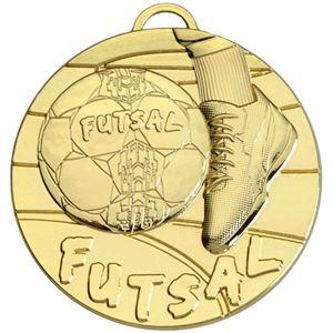 Gold Target Futsal Medal - AM1166.01