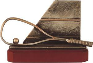 Squash Pewter Trophy