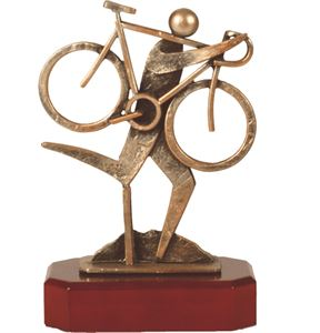 Cyclo-Cross Pewter Trophy - BEL282