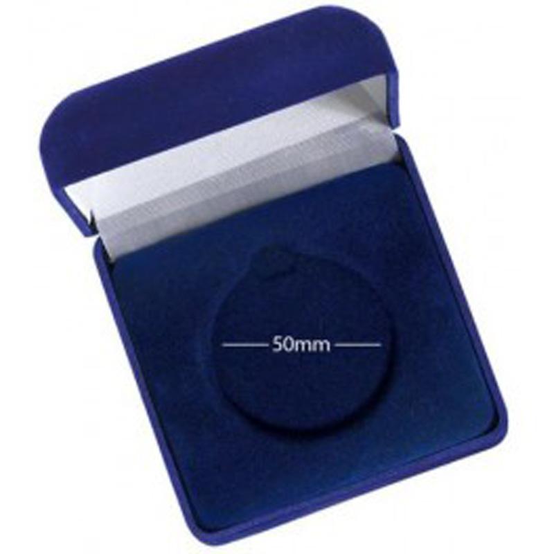 Velvet Medal Case Wide - AM033