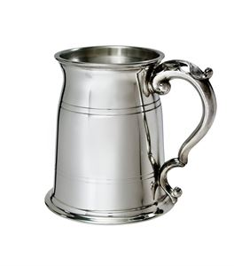 Standard Old London 1 Pint Pewter Tankard