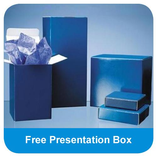 Free cardboard presentation box