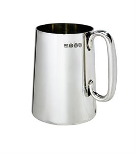Imperial 1 Pint Pewter Tankard  - A438